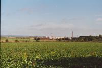 Lowland Village Chalklands + Towards Royston from footpath off Baldock Road, Hertfordshire (© HCC Landscape)