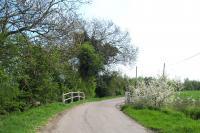 Lowland Village Farmlands + Whitegate Bridge, Hertfordshire County Boundary north of Ashwell (2004) (© HCC Landscape)